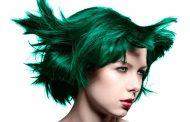 Zelena kosa jesenji izbor