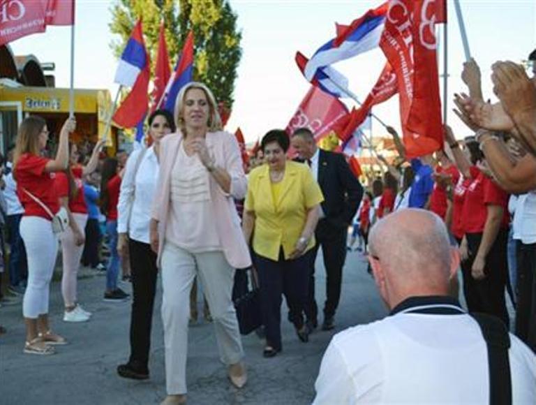 Photo of Cvijanović: Prioritet i koncept rad za jaku i stabilnu Srpsku
