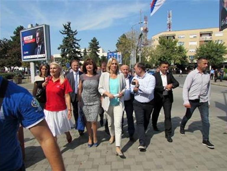 Photo of Cvijanović: Jaka Srpska – politička misija SNSD-a