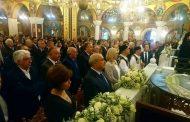 Cvijanovićeva na liturgiji i parastosu u Solunu