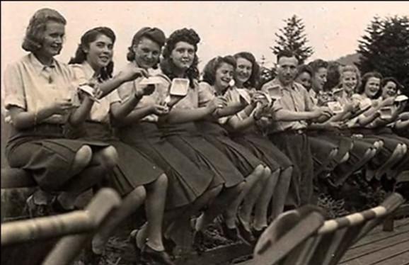 Photo of Nacisti su ženama strogo branili da budu mršave, a iza toga se krije jeziv plan