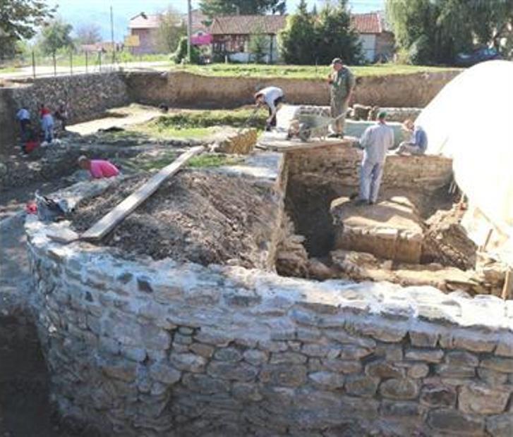 Photo of Završeno ovogodišnje istraživanje rimskog nalazišta