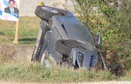 Jedno lice povrijeđeno u sudaru auta i autobusa u Ravnom Polju