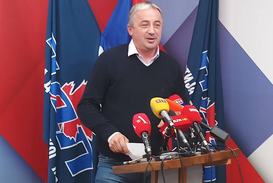 Borenović: Ivanić vodi
