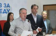 Borenović: Promijeniti izborni zakon