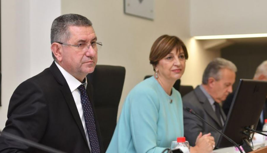Petrić: Iz inostranstva stiglo oko 63.000 paketa sa glasačkim materijalom