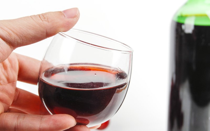Zaboravite na čašu vina dnevno, nema koristi