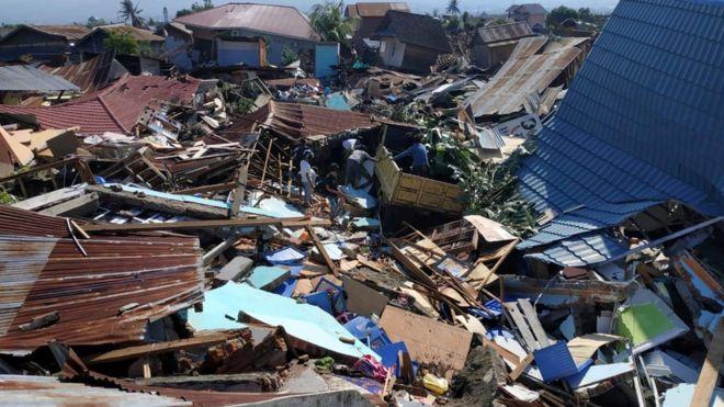 Prekida se potraga za nestalim u Indoneziji