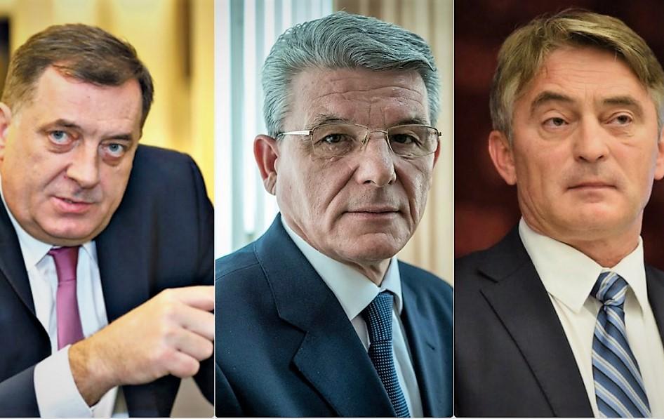 Photo of Dodik, Komšić i Džaferović čekaju ozvaničenje pobjede