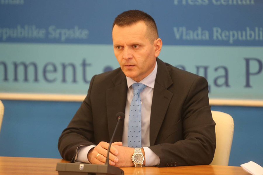 Povjerenik SDS-a iz Čelinca, ispalio