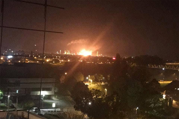 Photo of Jedan radnik poginuo u eksploziji u Rafineriji nafte u Brodu, devet povrijeđeno (video)