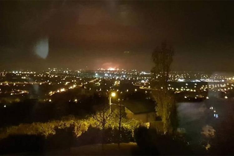 Eksplozija u Rafineriji nafte u Brodu, ima povrijeđenih (foto/video)