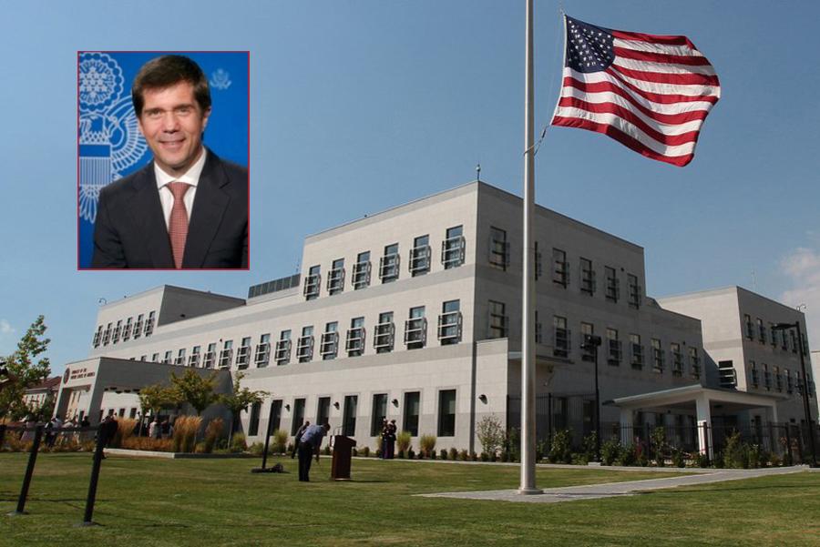 Novi američki ambasador je gej i u Sarajevo dolazi sa partnerom