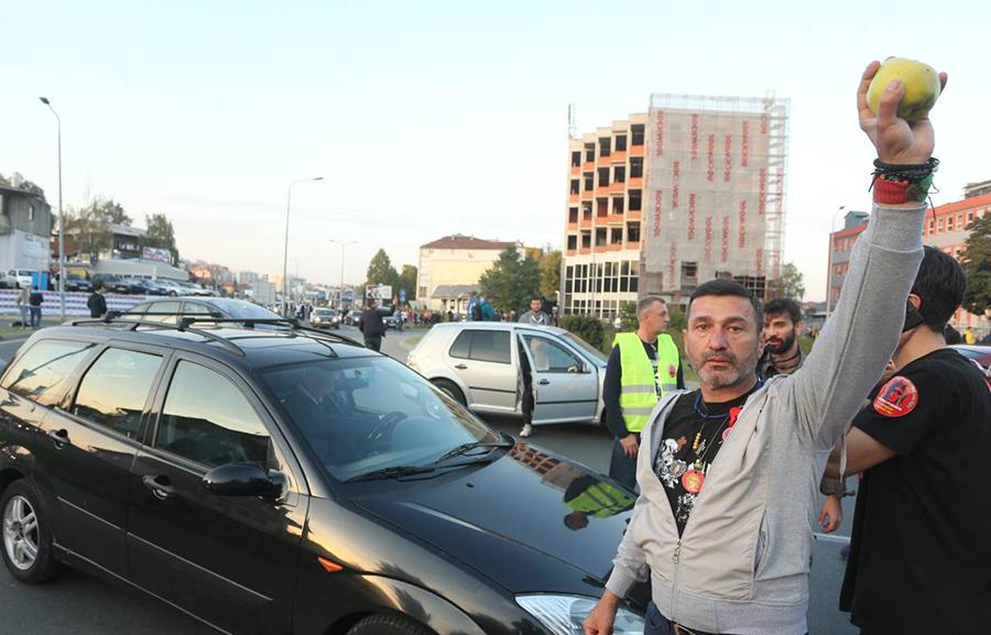 Blokiran saobraćaj u pojedinim ulicama Banjaluke (foto)