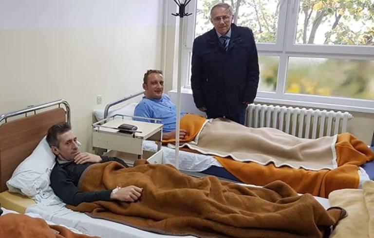 Photo of Jovičić: Havarija bila mnogo manjih razmjera nego što je preneseno