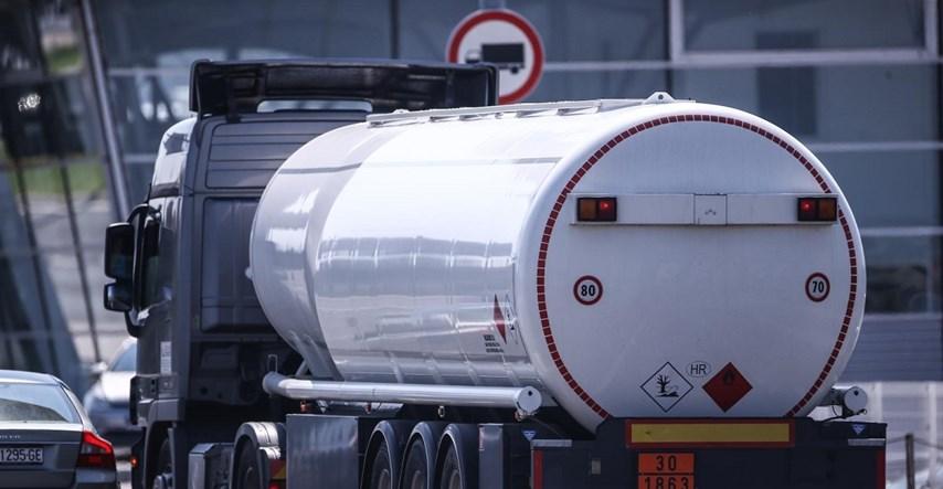 Zabranjen prevoz eksplozivnih materija i zapaljivih tečnosti