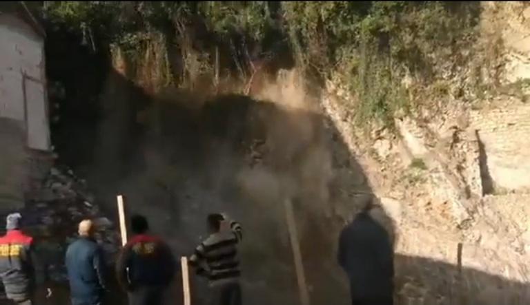 Photo of Aktivirano klizište na gradilištu u centru grada (video)