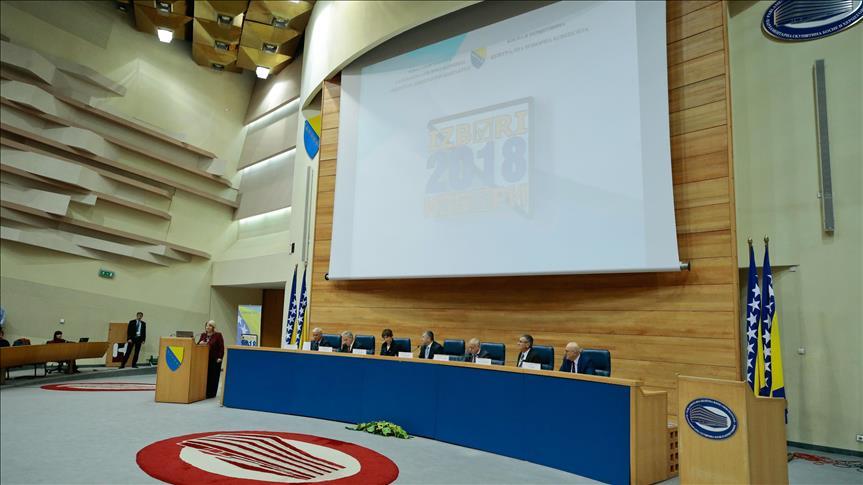 Photo of Na opštim izborima do 15 časova glasalo 37,21 odsto birača
