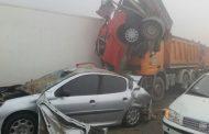 Šest osoba poginulo u lančanim sudarima na autoputu Beograd - Niš