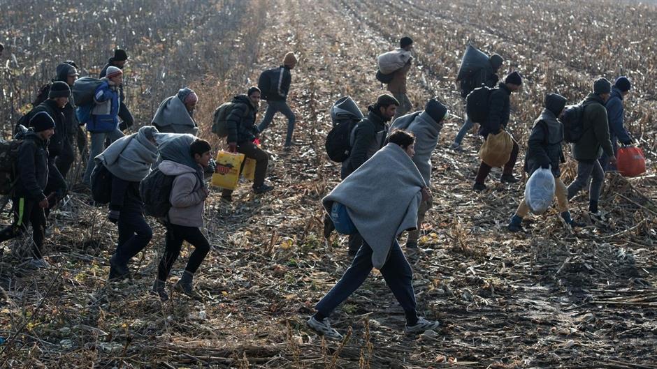 """Photo of Ko nameće """"novi"""" život sa ilegalnim migrantima"""