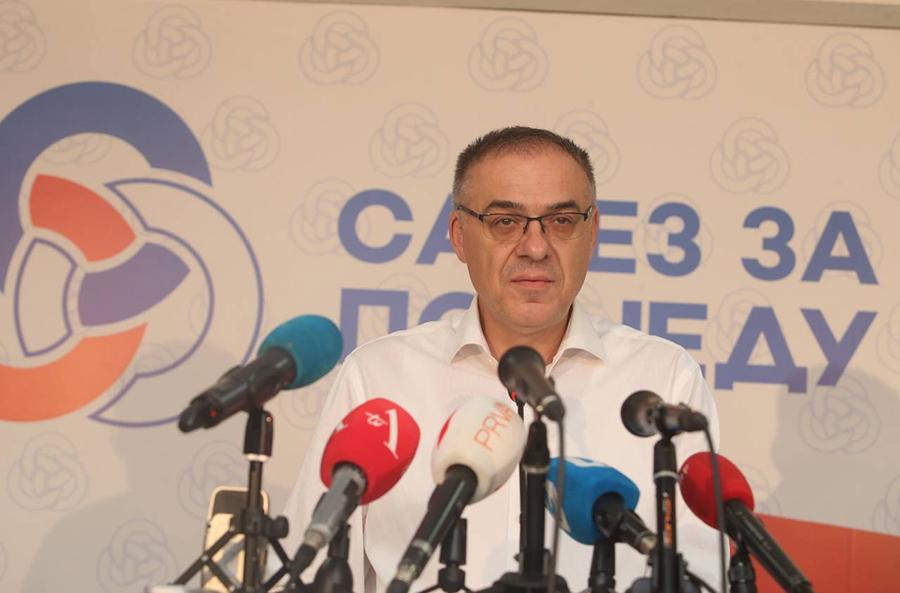 Miličević: Vode Govedarica i Ivanić