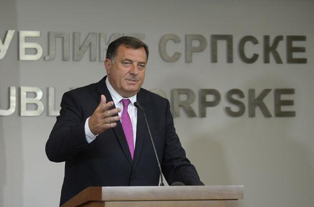 Dodik pozvao Ivanića i Govedaricu na kafu