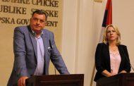 Dodik i Cvijanovićeva danas u Vlasenici