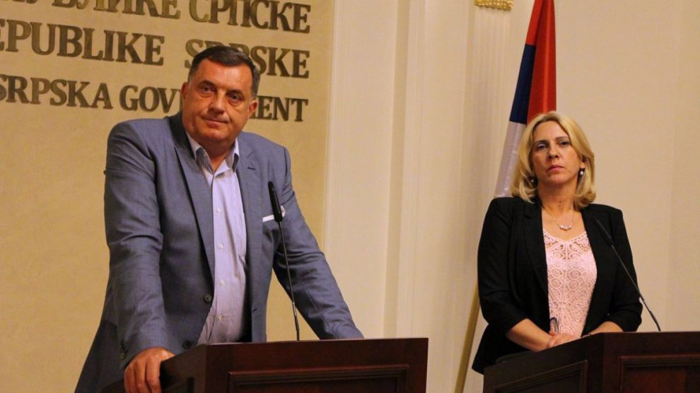 Photo of Dodik i Cvijanovićeva danas u Vlasenici
