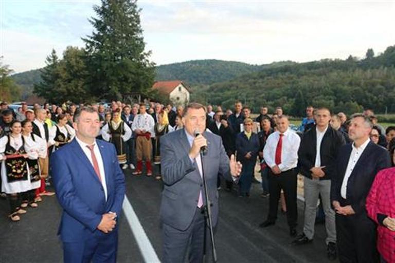 Dodik: U Bronzani Majdan smo došli po osmu pobjedu