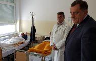 Dodik: Radnici brodske rafinerije su heroji (foto)