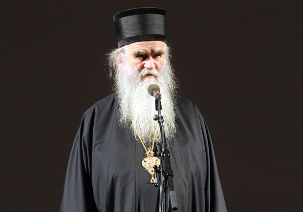 Photo of Mitropolit Amfilohije o himni Crne Gore: Prvi put pjevana u Staroj Gradiški kada je Sekula Drljević sa ustašama pobio 150 crnogorskih oficira