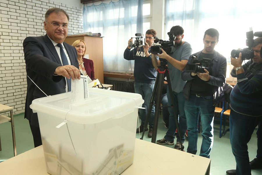 Ivanić: Uvjeren sam da će ovo biti jedan lijep, kulturan, civilizovan i srećan dan