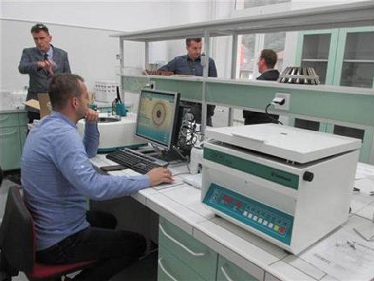 Nova laboratorijska oprema za Dom zdravlja
