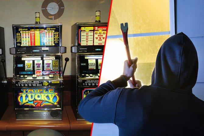 Photo of Oštetio aparat za igre na sreću i odnio novac