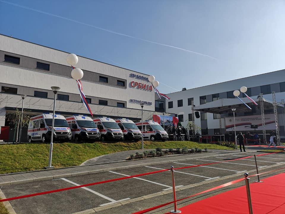 Photo of Otvaranjem nove bolnice do adekvatne medicinske usluge
