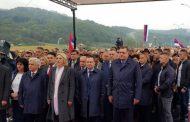 Otvorena dionica autoputa Drugovići - Prnjavor (foto/video)