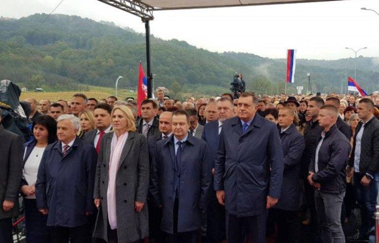 Photo of Otvorena dionica autoputa Drugovići – Prnjavor (foto/video)
