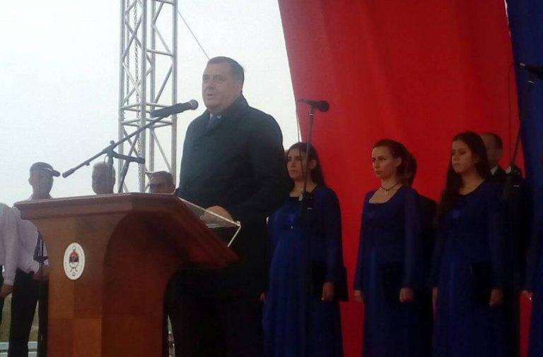 Dodik: Izgradnja autoputa