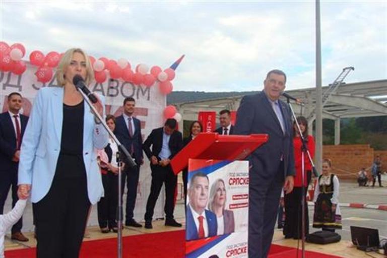Dodik: Jezero i Republiku čekaju bolji dani