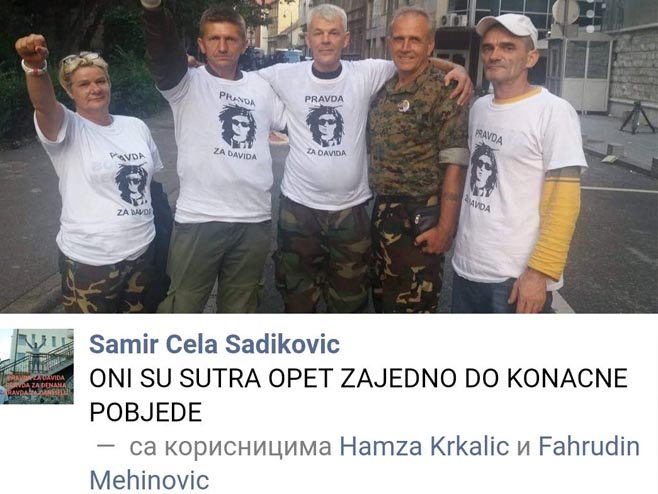 Photo of Grupa veterana tzv. Armije BiH  i večeras na protestima u Banjaluci