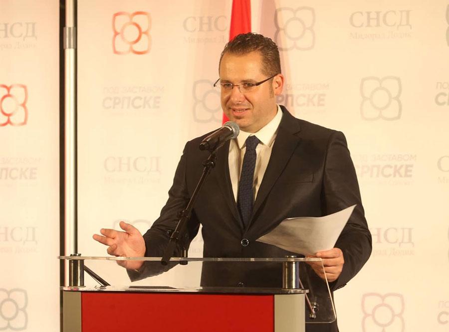 Photo of Kovačević: SDS ruši srpsko jedinstvo da bi se opravdao svojim mentorima