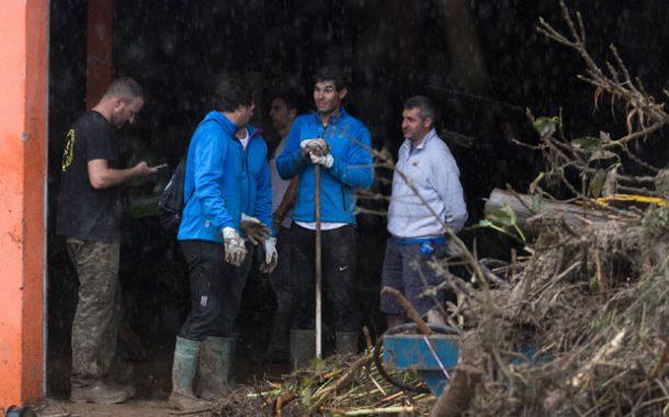 Nadal pomaže poplavljenoj Majorki (video)