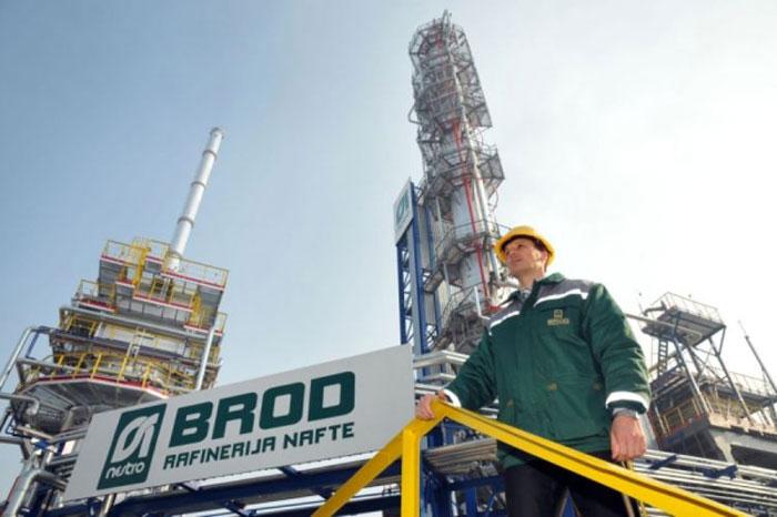Rafinerija u Brodu uspostavila opremu nafte