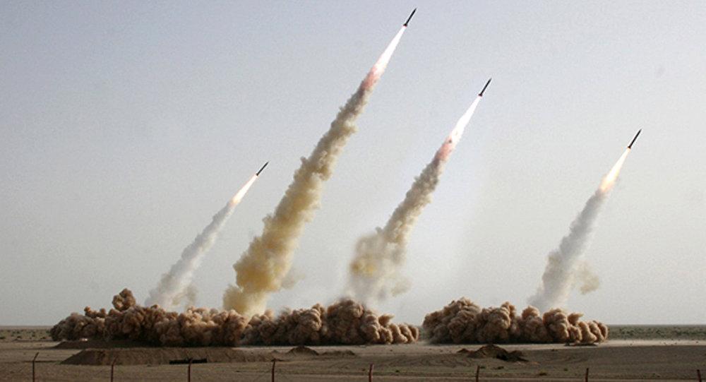 Iranska vojska izvršila vazdušni napad na teroriste u Siriji