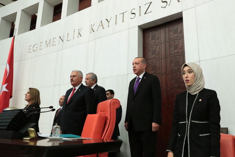 Erdogan: Ispunjenje amaneta Alije Izetbegovića smatram doživotnim dugom i obavezom