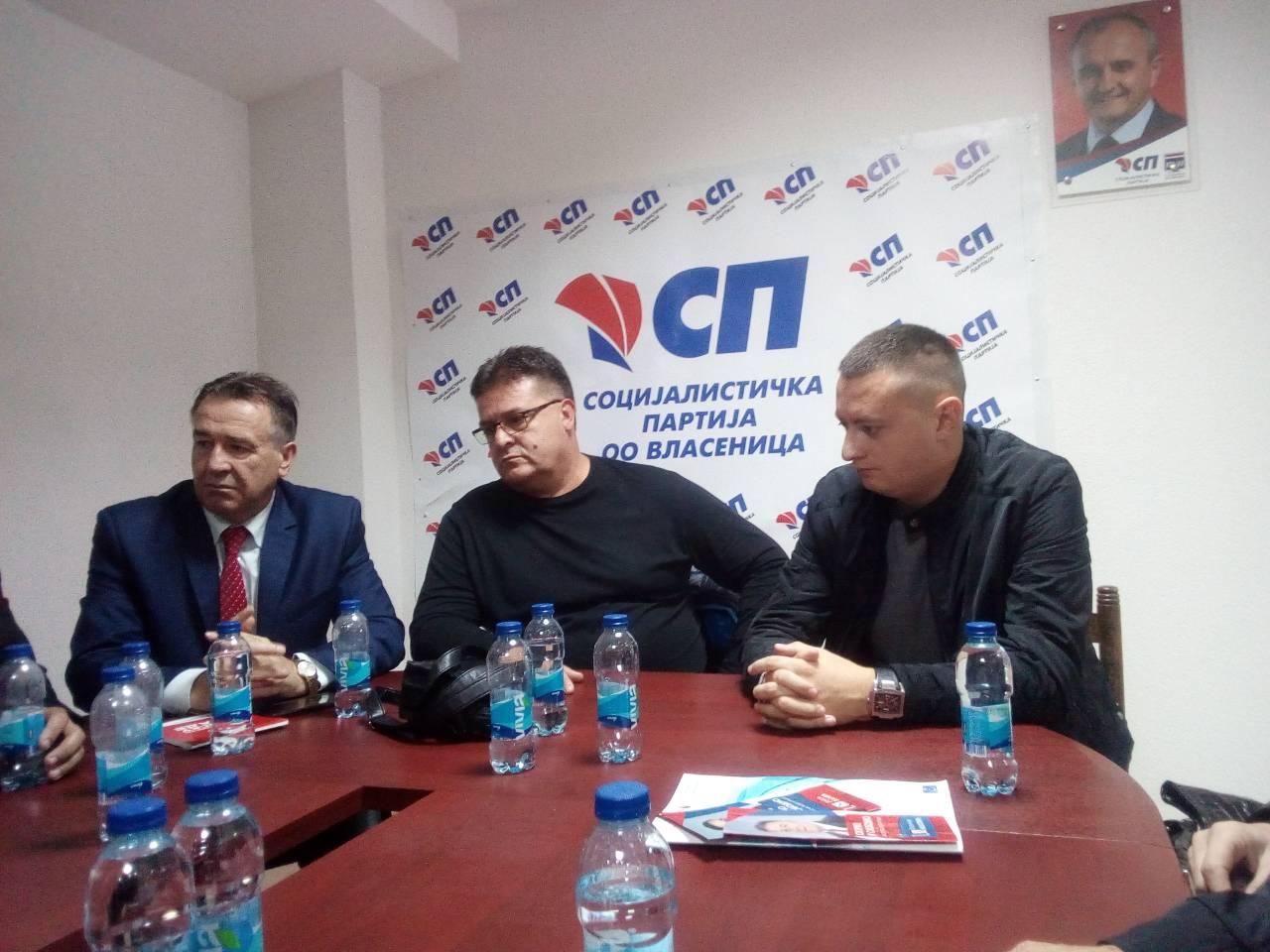 Mijatović: SP će po prvi put imati dva poslanika sa birčanske regije