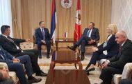 Delegacije Srpske i Srbije u Istočnom Sarajevu razgovarale o saradnji