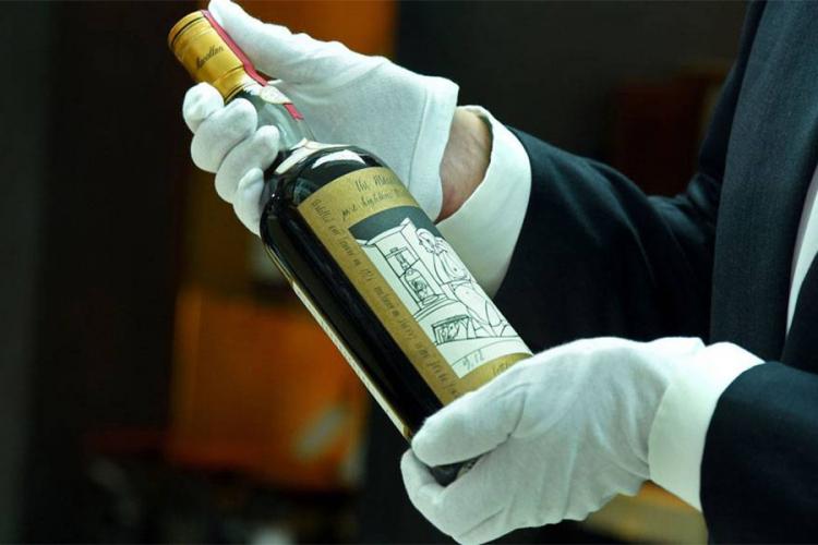 Photo of U Škotskoj prodata boca viskija vrijedna 1,1 miliona dolara
