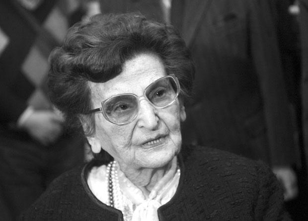 Photo of Preminula Smilja Avramov