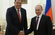 Putin dolazi s porukama mira i podrške Srbima